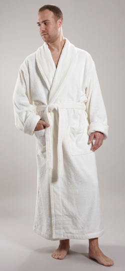 Organic Optimus Bathrobe